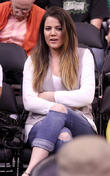 Kourtney Kardashian, Staples Center