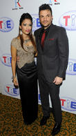 Peter Andre and Tasmin Lucia-Khan