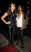 Lizzie Cundy and Sinitta