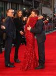 Danny Boyle, Rosario Dawson and James McEvoy