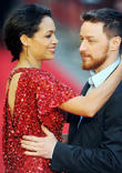 Rosario Dawson and James MacAvoy