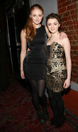 Maisie Williams, Sophie Turner, TCL Chinese Theatre