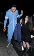 'Celebrity Juice' arrivals