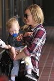 Hilary Duff, Luca and Sherman Oaks