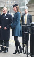 Prince Philip, Catherine, Duchess Of Cambridge and Kate Middleton