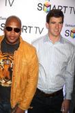 Flo Rida and Eli Manning