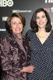 Nancy Pelosi and Alexandra Pelosi
