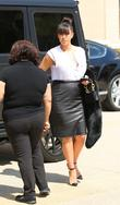 Kim Kardashian lunch