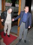 Regis Philbin and Don Rickles