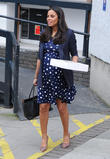Rochelle Humes At ITV Studios