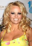 Pamela Anderson, Bellagio Hotel