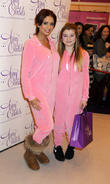 Amy Childs at the Vitality Show