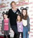 Ali Wentworth and Family