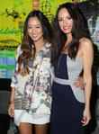 Catt Sadler and Aimee Song