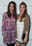 Louise Roe and Whitney Port