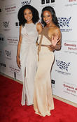Kimberly Elise and Taylour Paige