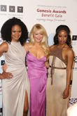 Kimberly Elise, Charlotte Ross and Taylour Paige