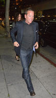Kiefer Sutherland, Mr. Chow Restaurant