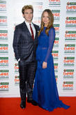 Sam Claflin, Laura Haddock, Empire Film Awards, Grosvenor House