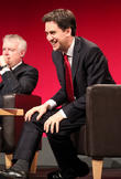 Carwyn Jones and Ed Miliband