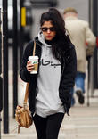 Eliza Doolittle seen out and about in Primrose Hill