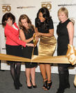 Jennifer Hudson, Andrea Shapiro Davis, Heather Nidetch and Cheryl Callan