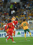 Mile Jedinak, Australian Midfielder and Wins The Ball