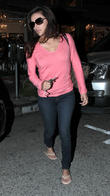 actress eva longoria seen leaving the ken paves hai 270313