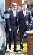 Niall Horan and Greg Horan