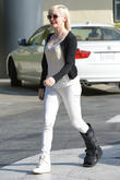 Rose McGowan In West Hollywood