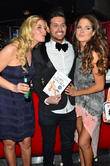 Francesca 'Cheska' Hull, Ollie Locke and Binky Felstead