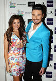 Jessica Wright and Rylan Clark
