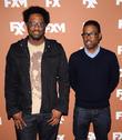 W. Kamau Bell and Chris Rock