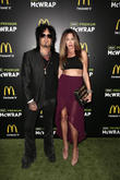 Nikki Sixx, Courtney Bingham, Paramount Pictures Studios