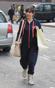 Roxanne Pallett in onesie