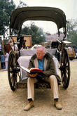 Archive images of Richard Attenborough