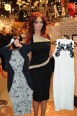 Amy Childs launches her summer range of clothing at Bank in the Trafford Centre