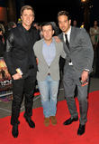 Daniel Osbourne, Chris Drake And James...
