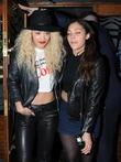Rita Ora and Miquita Oliver