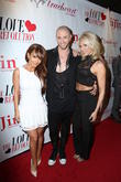 Layla Kayleigh, Brian Friedman and Debbie Gibson