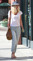 Celebrities out in Los Angeles