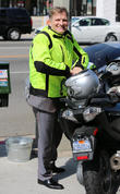 drew carey on motorbike 040413