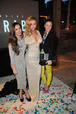 Georgia May Foote, Catherine Tyldesley and Brooke Vincent