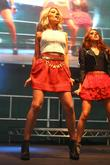 The Saturdays, Mollie King, Una Healy, Aintree