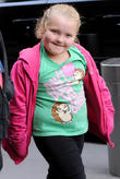 Honey Boo Boo Suffering Headaches After Car Crash In Georgia - Driver Not To Blame