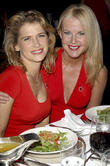 Kristy Swanson and Maeve Quinlan