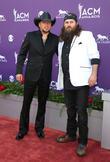 Jason Aldean and Willie Robertson