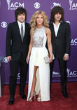 The Band Perry, Reid Perry, Kimberly Perry and Neil Perry