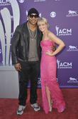 LL Cool J and Beth Behrs