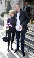 Helen Worth and Trevor Dawson